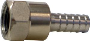 Cornelius 1/4 inch hose tail for Cornelius Connector