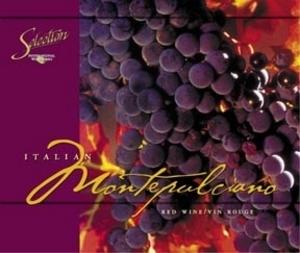 Selection Labels Gummed Italian Montepulciano (30s)