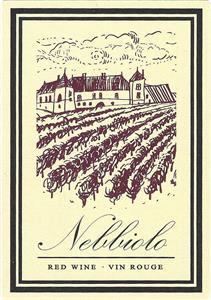 Unbranded Labels Self Adhesive Nebbiolo (30s)