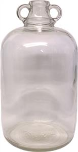 WD Glass Demijohn (second hand, clear) 1 gal