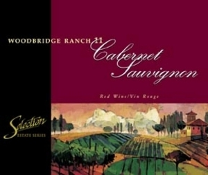 Selection Labels Lodi Ranch 11 Cabernet Sauvignon (30s) Label