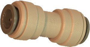 John Guest Speedfit 3/8 Equal Straight Connector