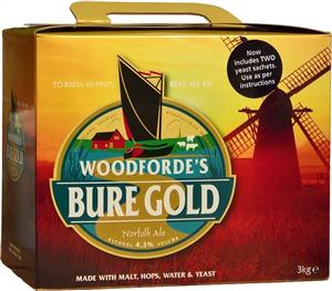Woodfordes Bure Gold Beer Kit 3.0 kg