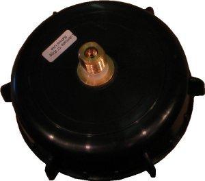 Barrel Spares 4 ins Cap with Pin valve