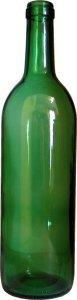 Woodshield Wine Bottle [green] (15s) 75 cl