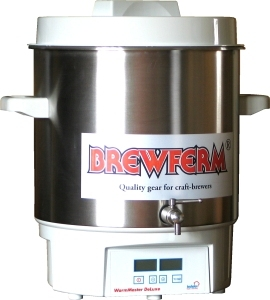 Brewferm Electric Boiler PRO Stainless Steel 29 digital 2kW 29 litre