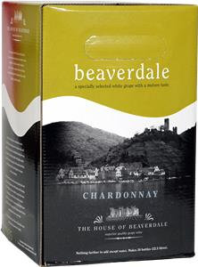 Beaverdale Chardonnay Wines Kit 30 bottle