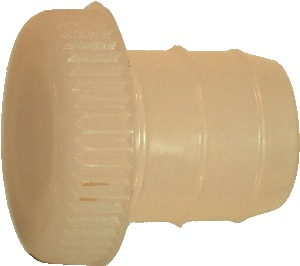 Stoppers Polythene Stoppers [Clear] (25s)