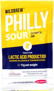 Wildbrew Sour Yeast Philly Sour 11 g