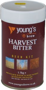 Youngs Harvest Bitter Beer Kit 1.5 kg