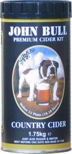 John Bull  Standard Class Country Cider Beer Kit 1.75 kg