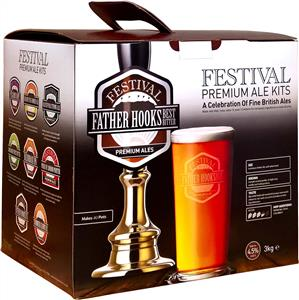 Festival Premium Ale Father Hooks Best Bitter Beer Kit 3 kg