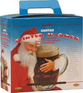 Muntons Premium Gold Santas Winter Warmer Beer Kit 3.6 kg