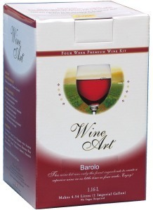 Wine art 1gal kit