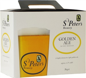 St Peters Golden Ale Beer Kit 3.0 kg