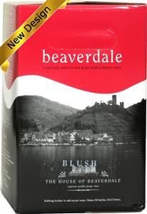 Beaverdale Blush (formerly Chablis Blush) Wines Kit 30 bottle