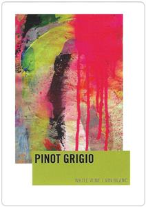 Unbranded Labels Self Adhesive Pinot Grigio (30s)