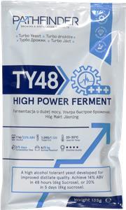 Pathfinder Turbo Yeast 48 Hour Yeast