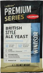 Danstar Ale Yeast Windsor 11 g