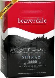 Beaverdale Shiraz Wines Kit 30 bottle