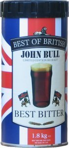 John Bull  Standard Class Best Bitter Beer Kit 1.8 kg