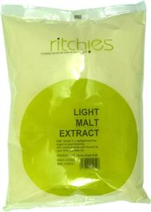 Ritchies Spraymalt Malt Extract [light] 1 kg