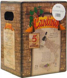 Cantina Italian White Wines Kit 7 kg