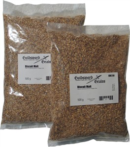 Goldsword Grains Biscuit Malt 1 kg