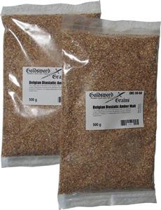Goldsword Grains Belgian Diastatic Amber Malt 1 kg