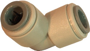 John Guest Speedfit 3/8 Equal Elbow Connector