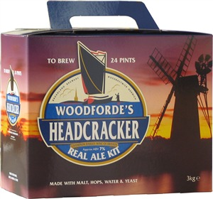 Woodfordes Headcracker Beer Kit 3.0 kg