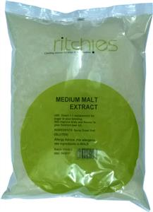 Ritchies Spraymalt Malt Extract [medium] 1 kg