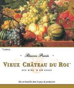 Selection Labels Label Vieux Chateau Du Roi (30s)