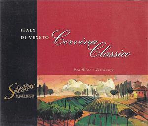 Selection Labels Gummed Corvina Classico Di Veneto (30s)