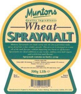 Muntons Spraymalt Malt Extract, Wheat 500 g