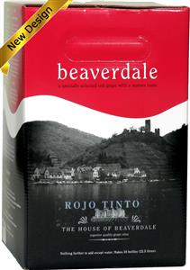Beaverdale Rojo Tinto (formerly Rioja Red) Wines Kit 30 bottle
