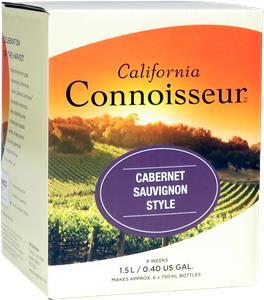 California Connoisseur Cabernet Sauvignon Wines Kit 1.5 litre