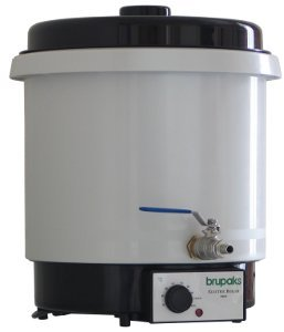Brupaks Electric Boiler - Food Grade Plastic Body 2kW 29 litre