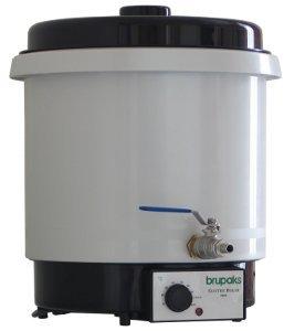 Brupaks Electric Boiler - Food Grade Plastic Body 2kW 29 litre