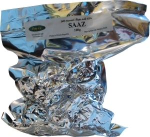 Brupaks Vacuum Packed Hops Saaz (Czech Republic) 100 g