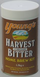 Youngs Harvest Yorkshire Bitter Beer Kit 1.5 kg