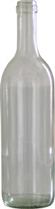 Woodshield Wine Bottle [clear] (12s) 75 cl