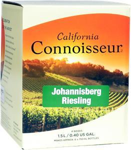 California Connoisseur Johannesburg Riesling Wines Kit 1.5 litre