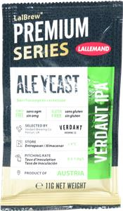 Lalbrew Ale Yeast Verdant IPA 11 g