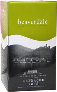 Beaverdale Grenache Rose Wines Kit 30 bottle