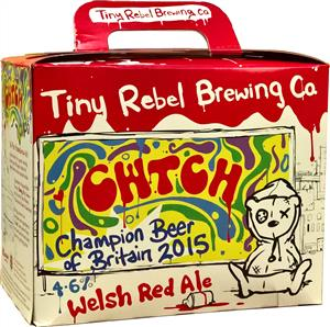 Tiny Rebel Brewing Co. Cwtch Beer Kit 3.0 kg