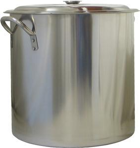 Woodshield Stainless Steel Pan 32 litre