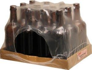 Woodshield Beer Bottles [brown] (15s) 500 ml