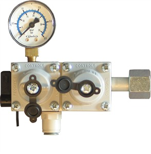 Beer Line Regulator (Primary + Secondary)