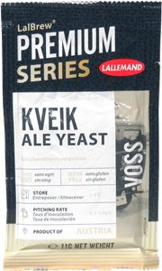 Lalbrew Ale Yeast Voss 11 g